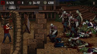 Zombie Trespass: Apocalypse screenshot three