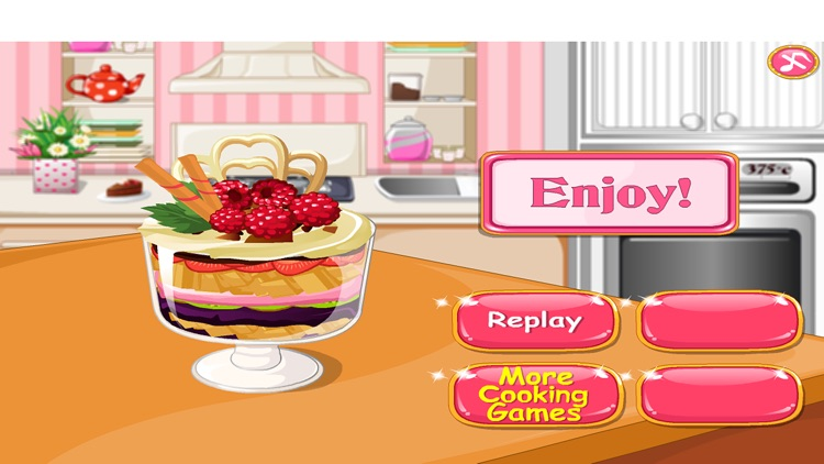 Cake Maker - Girls Games Baker screenshot-7