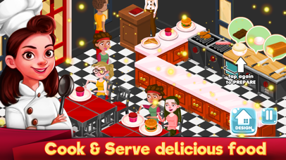 Restaurant Management Cafe screenshot three