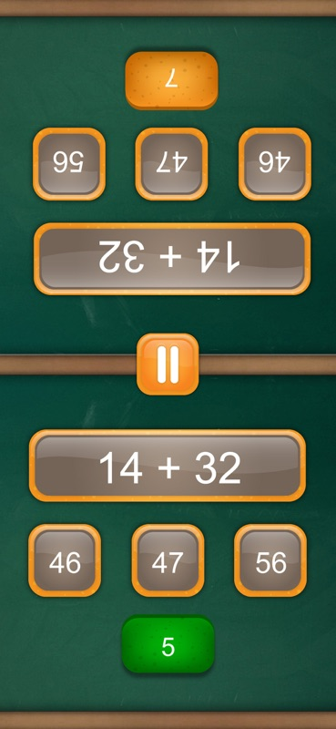 Math Fight: 2 Player Math Game - Online Game Hack and Cheat