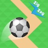Zig Zag 2D - funny zigzag game