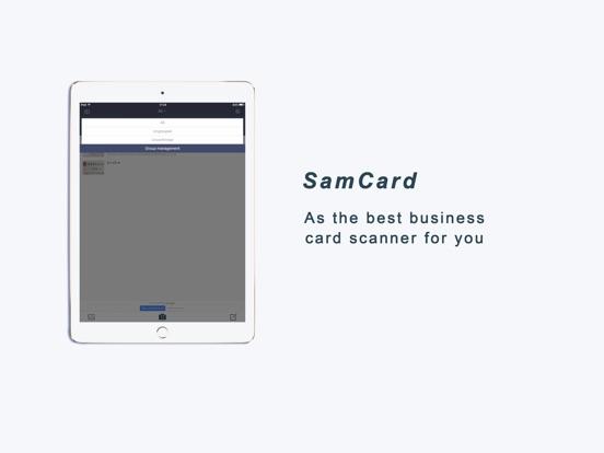 Screenshot #2 for Business card scaner--Sam Full