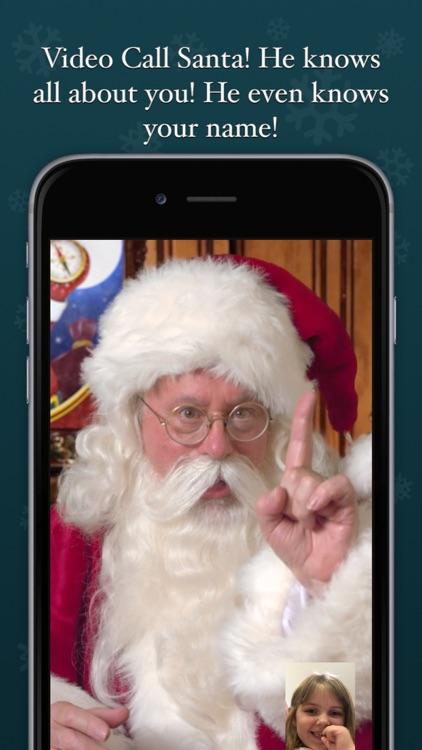 Santa Video Call & Tracker screenshot-0