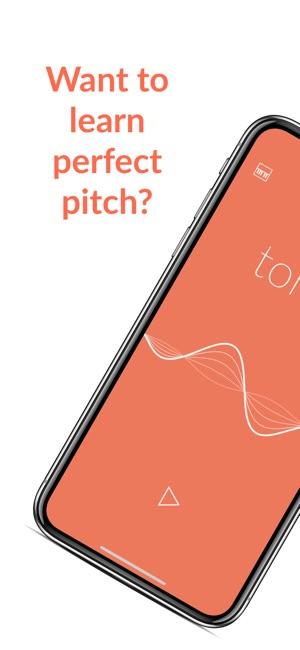 Tone - Perfect Pitch Training Screenshot