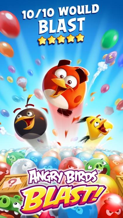 Angry Birds Blast screenshot-4