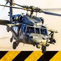 疯狂直升战斗机大作战
