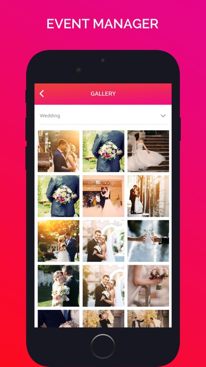 My Events Manager Photos feed screenshot-4