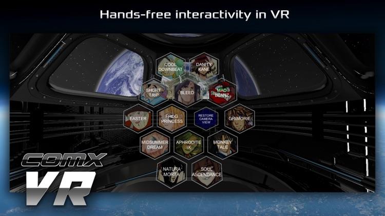 ComX VR - Comics and Manga