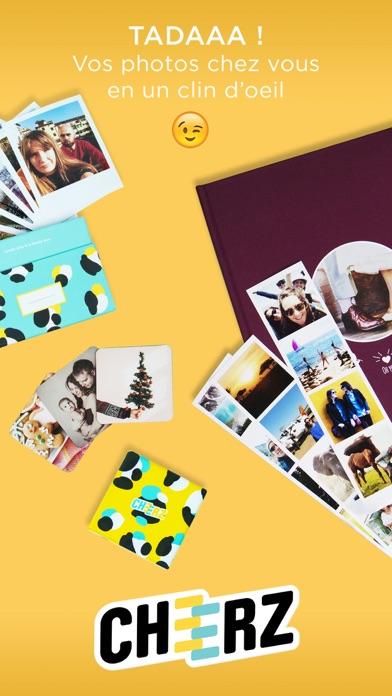 download CHEERZ : Impression photo apps 1