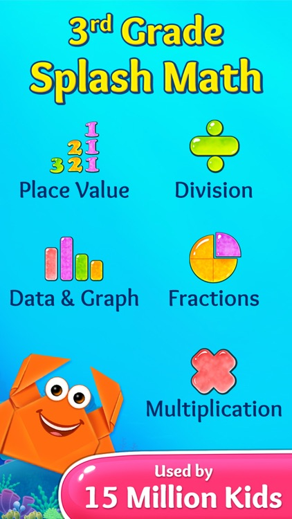 3rd Grade Math - Multiplication Facts & Kids Games