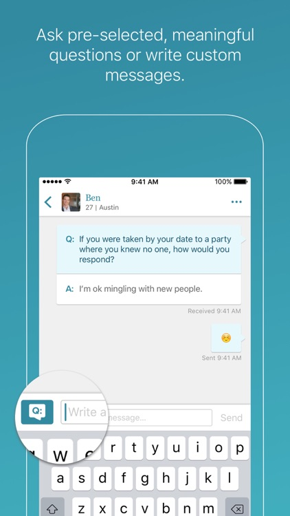 Compatible Partners Dating App screenshot-3