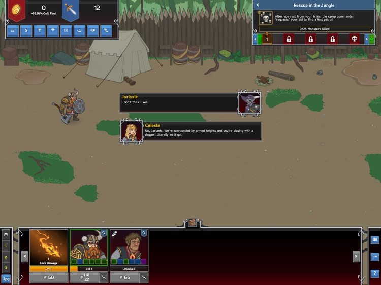 Idle Champions screenshot-4