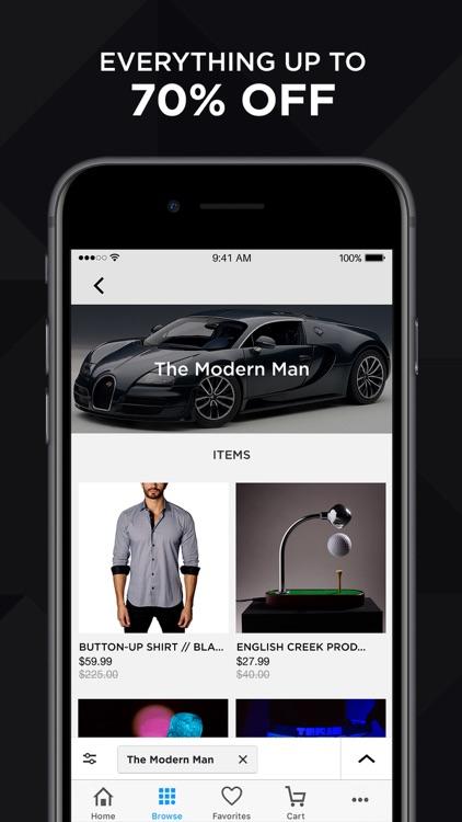 Touch of Modern screenshot-3