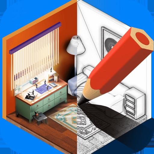 Design My Room: Fashion app for ipad
