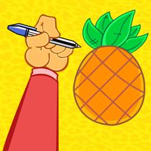 Pineapple Pen - Flicky Shot!