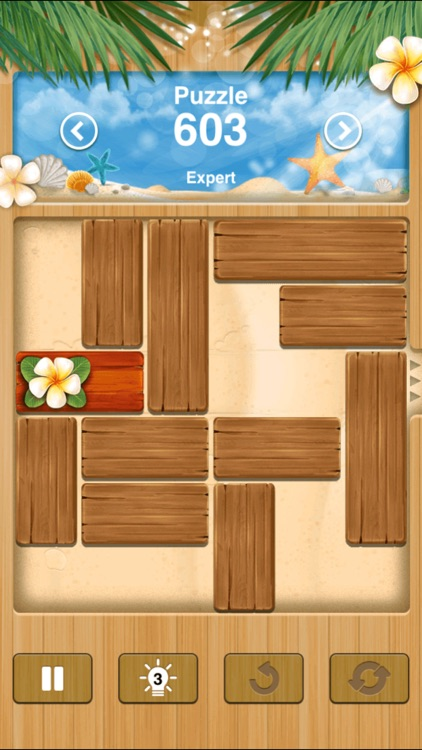 Unblock Me Premium - Classic Block Puzzle Game screenshot-1