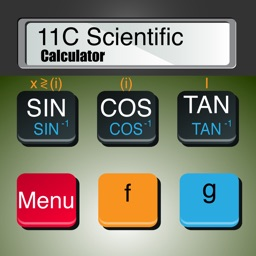 11C Scientific Calculator RPN