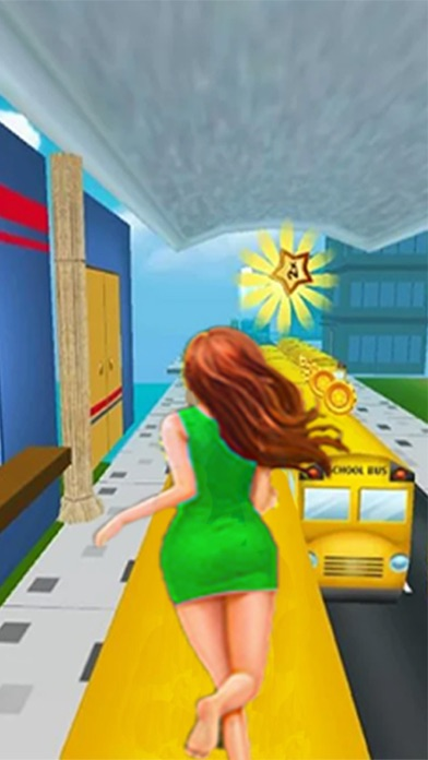 Granny's Basic Runner Subway screenshot one