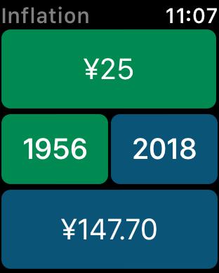 Screenshot #10 for Inflation Calculator