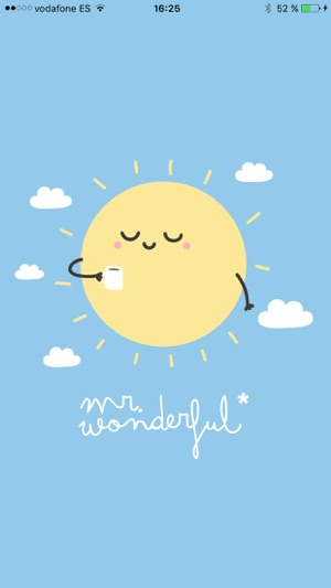 Mr wonderful en app store Fondos movil mr wonderful