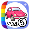 Color by Numbers - Cars + - Kedronic UAB