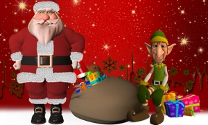 Santa, Elf & Christmas Gifts