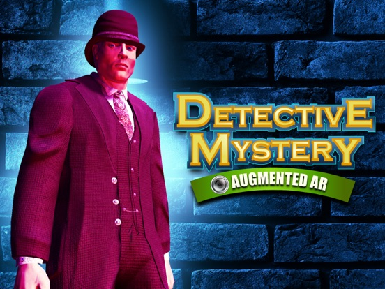 Augmented AR Detective Mystery Screenshots