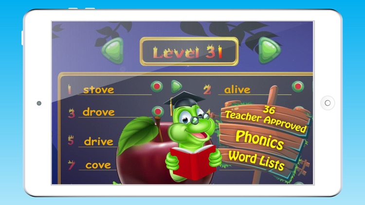 Fun Kids Spelling Word Games screenshot-4