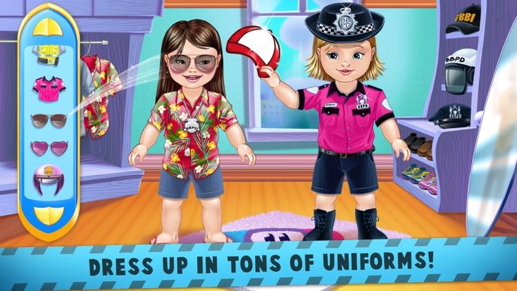 Baby Cops screenshot-3