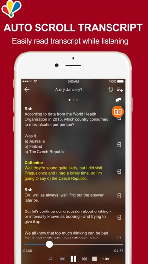 Learn English by Conversation on the App Store