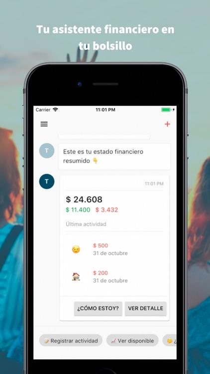 Tintina: Finanzas Personales