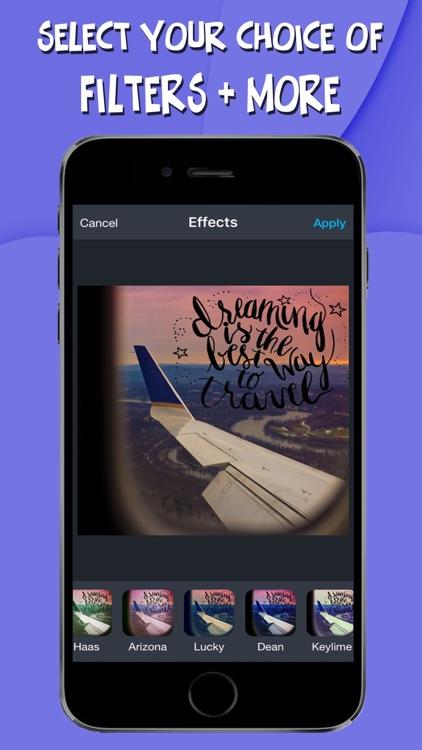 PIX IT: Pro Edit, FX & Collage screenshot-3