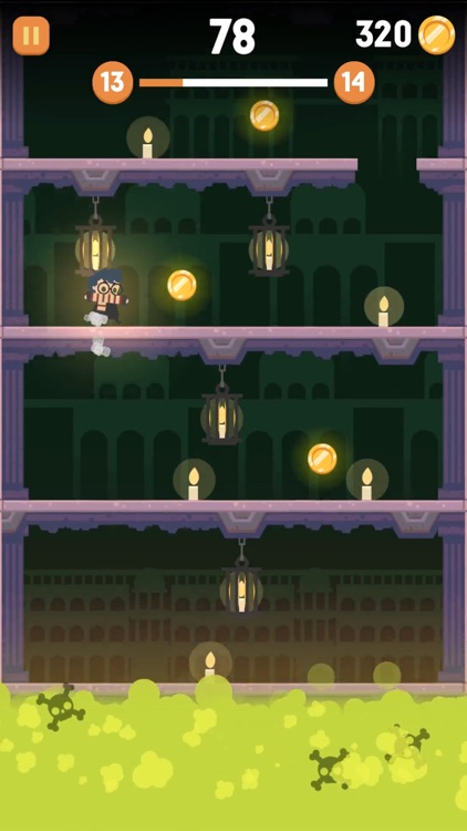 Magic Jump! screenshot-4