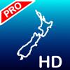 Aqua Map New Zealand - Pro HD