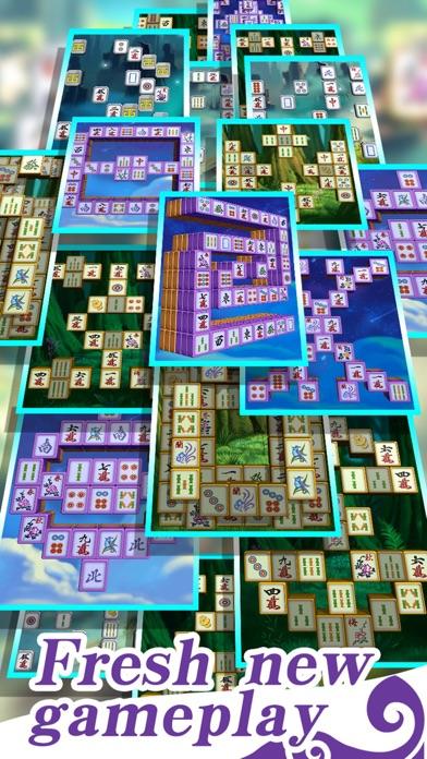 Mahjong 3D Match-Quest Journey Screenshot on iOS