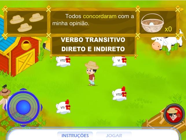App Store Verbos Transitivos