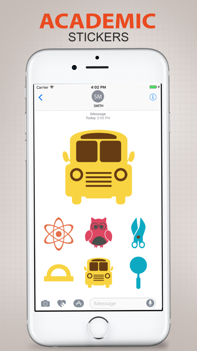 Academic Session Sticker Emoji screenshot three