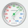 Higrómetro - Compruebe humedad