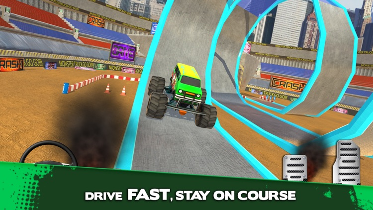 Monster Truck Driver Simulator