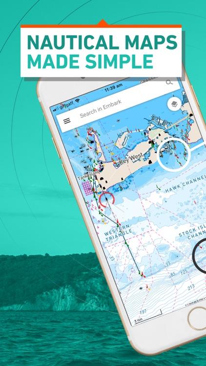 C-MAP Embark screenshot-0
