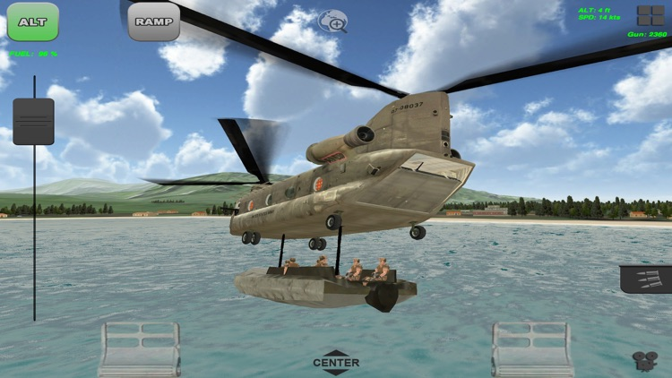 Chinook Ops - Flight Simulator screenshot-2