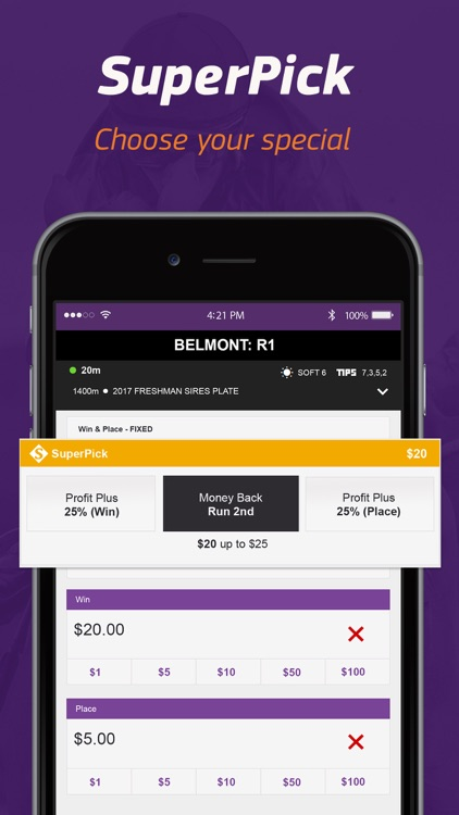 TABtouch – Racing & Sports Betting plus Form Guide