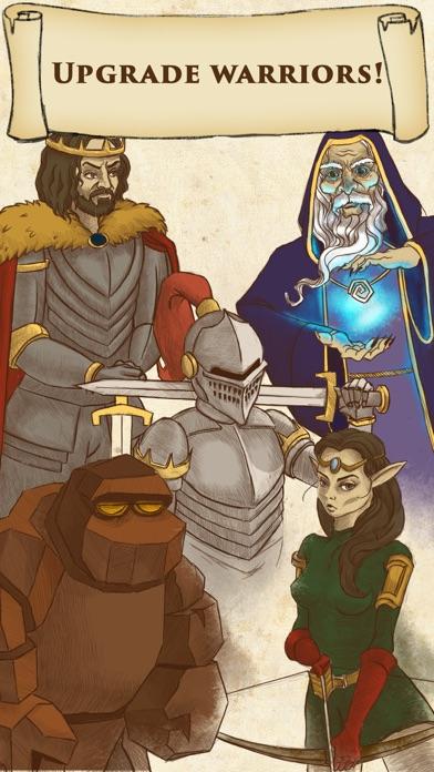 Knight and Zombie screenshot three
