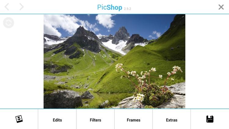 PicShop Lite - Photo Editor screenshot-0