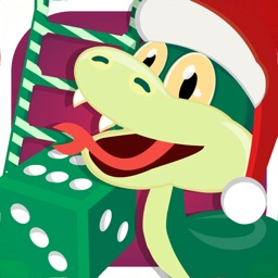 Snakes and Ladders - Christmas