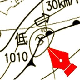 天気記号 気象予報士試験対策 By Yohei Matsuo