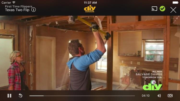DIY Network screenshot-4