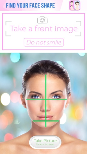 Find Your Face Shape On The App Store