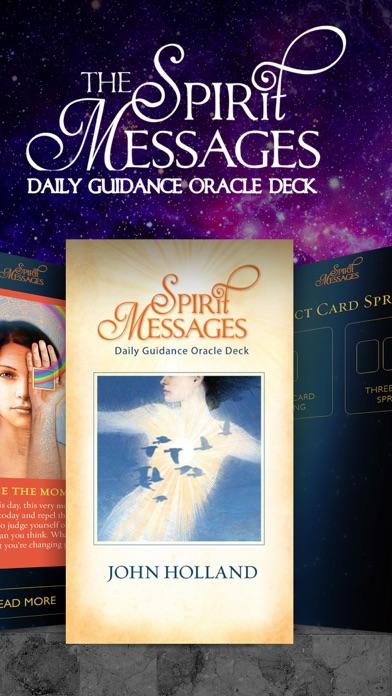 Spirit Messages Daily Guidance screenshot 1