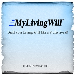 MyLivingWill for iPad - Living Will Document Creator